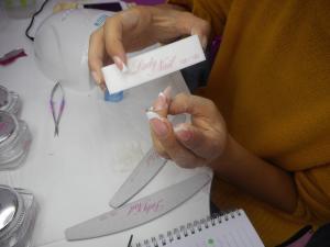 Corso Nail Mini Forme